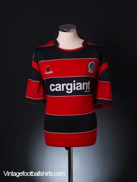 2007-08 QPR Away Shirt XL