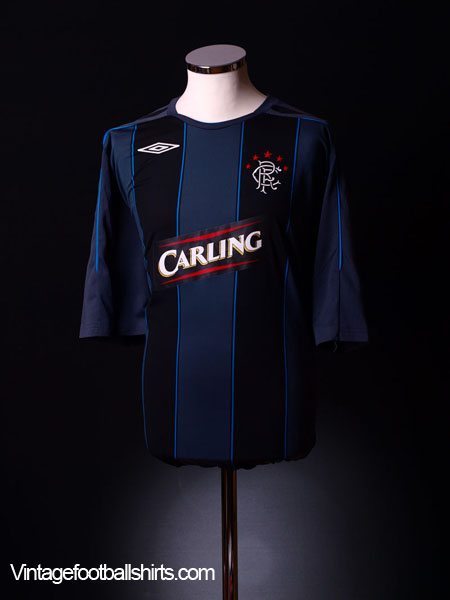 2007-08 Rangers Third Shirt M