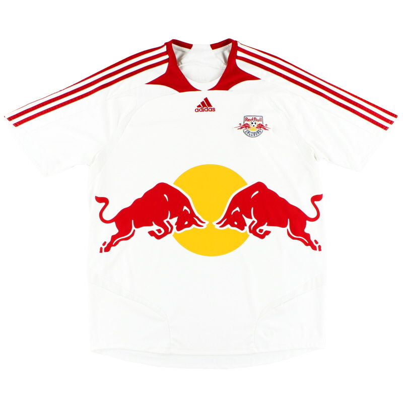 2007-08 Red Bull Salzburg Home Shirt XL - 309341