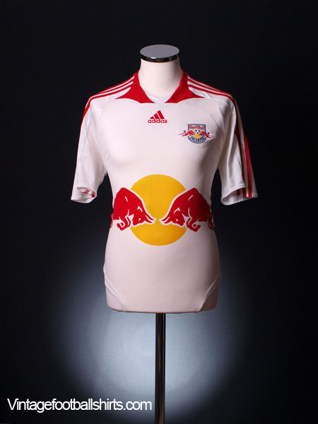 2007-08 Red Bull Salzburg Home Shirt XL