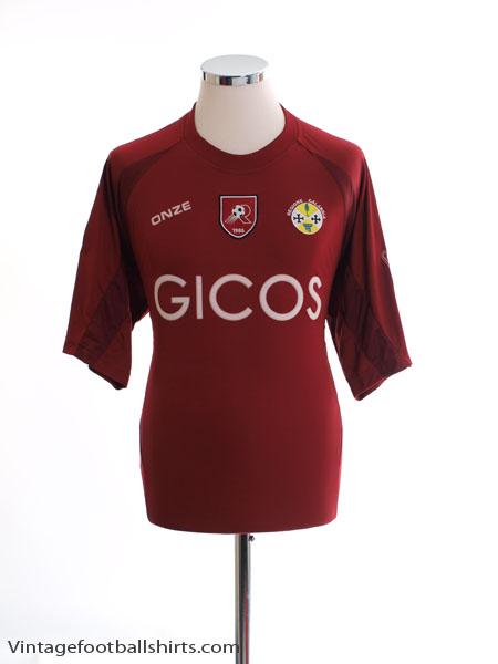 2007-08 Reggina Home Shirt L