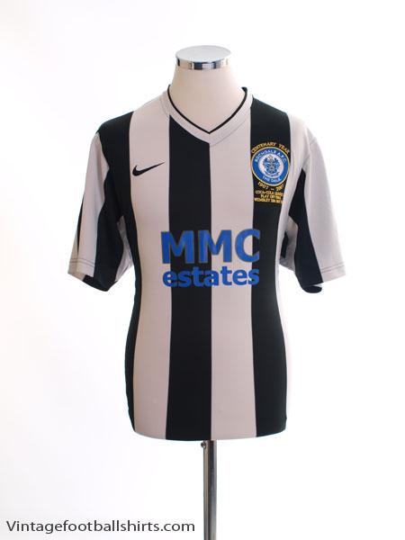 2007-08 Rochdale 'Play Off Final' Centenary Home Shirt M