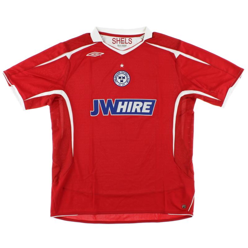 2007-08 Shelbourne Home Shirt XL