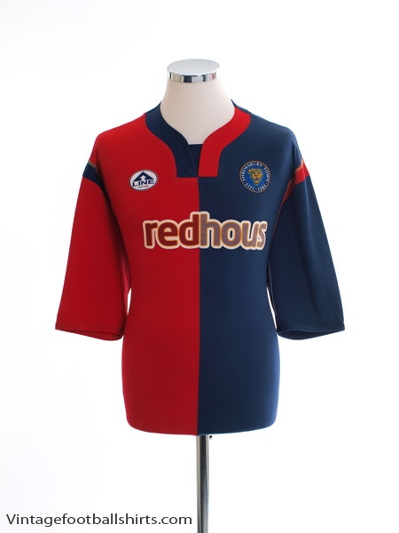 2007-08 Shrewsbury Third Shirt XXL