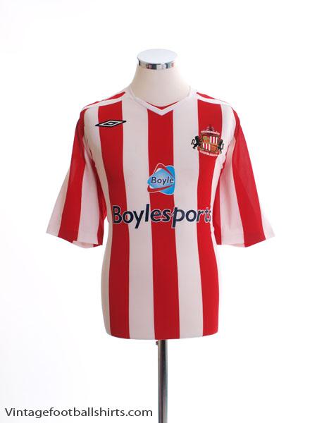 2007-08 Sunderland Home Shirt *Mint* Womens 16