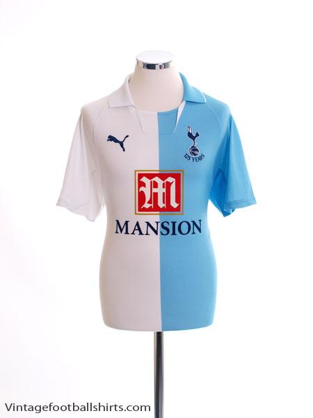 2007-08 Tottenham 125th Anniversary Commemorative Shirt M