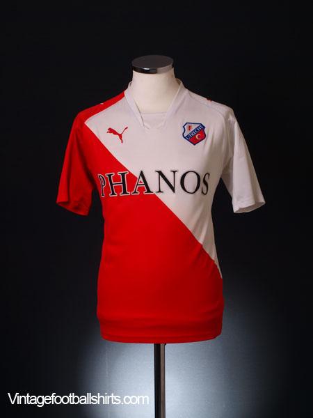 2007-08 Utrecht Home Shirt S