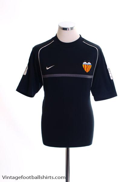 2007-08 Valencia Training Shirt M