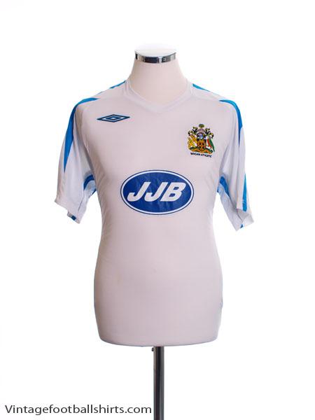 2007-08 Wigan Training Shirt M