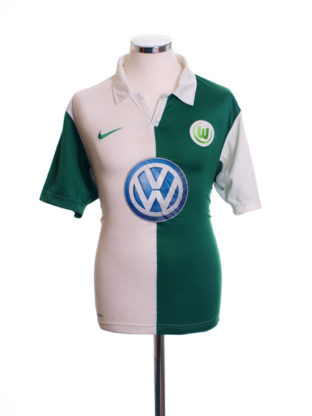 2007-08 Wolfsburg Home Shirt M
