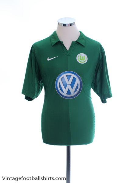 2007-08 Wolfsburg Third Shirt M - 119816-302