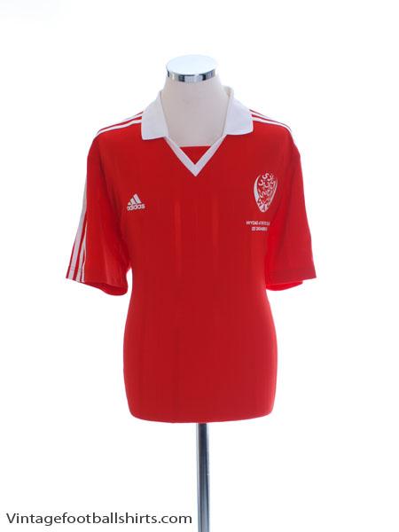 2007-08 Wydad AC Home Shirt #37 *Mint* XL - 614400