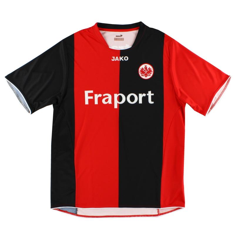 2007-09 Eintracht Frankfurt Home Shirt XXL