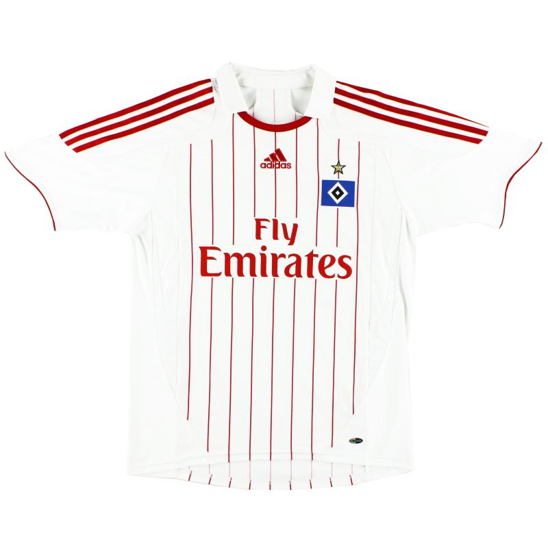 2007-09 Hamburg Home Shirt XS - 632833