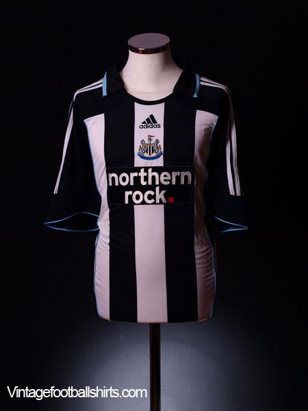 2007-09 Newcastle Home Shirt L