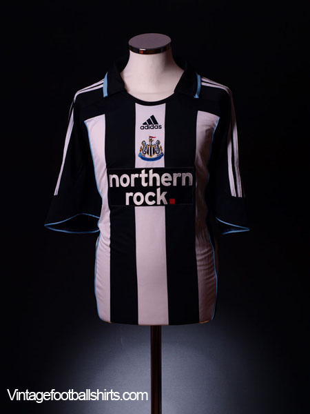 2007-09 Newcastle Home Shirt XL
