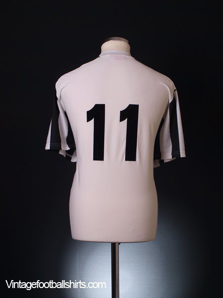 2007-09 Sturm Graz Home Shirt #11 L