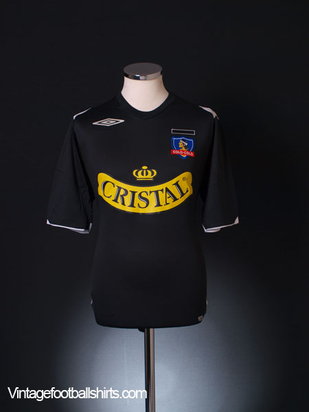 2007 Colo-Colo Away Shirt *BNIB* L