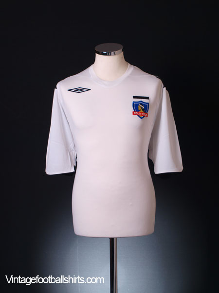 2007 Colo-Colo Home Shirt *BNIB*