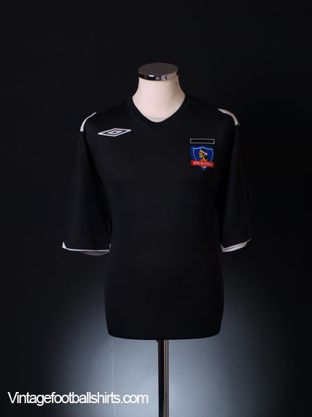 2007 Colo-Colo Women's Away Shirt *BNIB* M