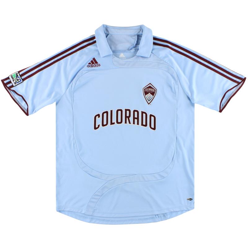 2007 Colorado Rapids adidas Away Shirt XL - 233629