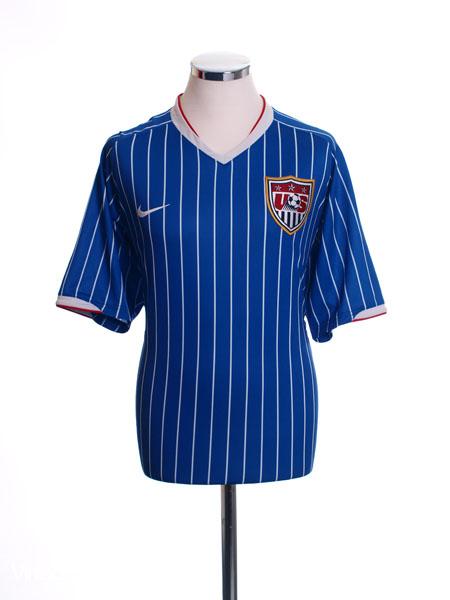 2007 USA Copa America Shirt XL