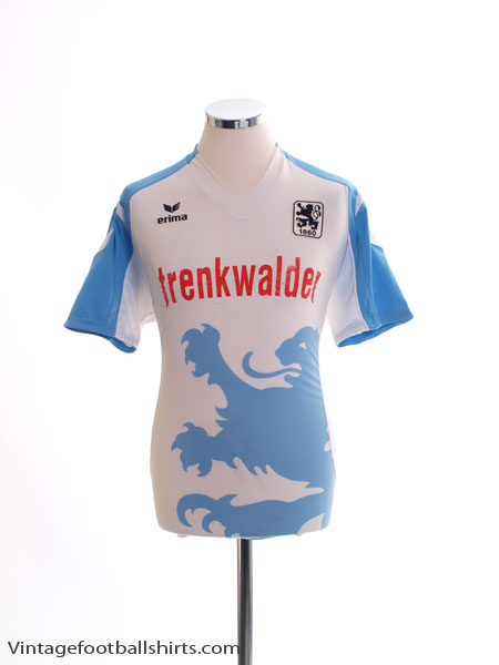 2008-09 1860 Munich Home Shirt M