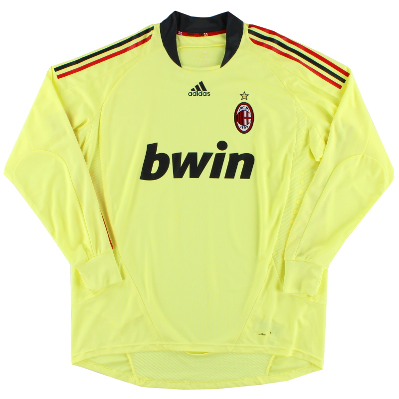 low priced c2f5a 8388a 2008-09 AC Milan 'Formotion' Goalkeeper Shirt XL for sale