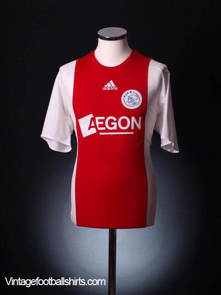 2008-09 Ajax Home Shirt M