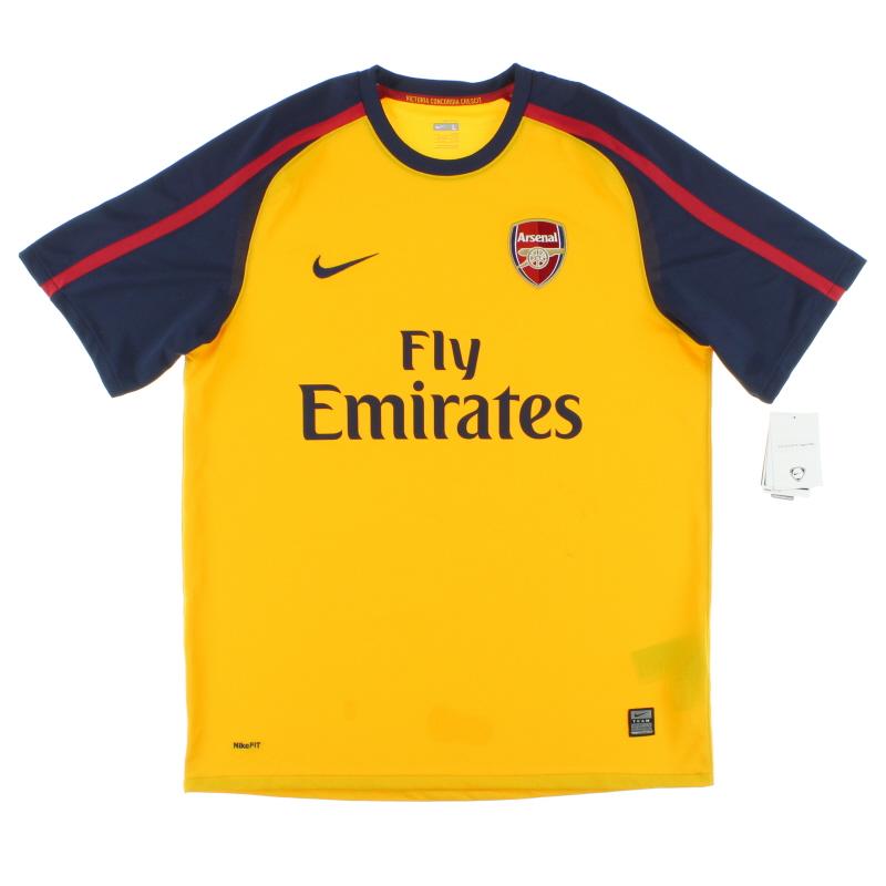 2008-09 Arsenal Away Shirt *w/tags* XL - 287538-716