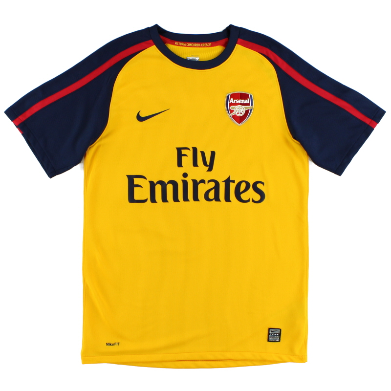 2008-09 Arsenal Away Shirt XL