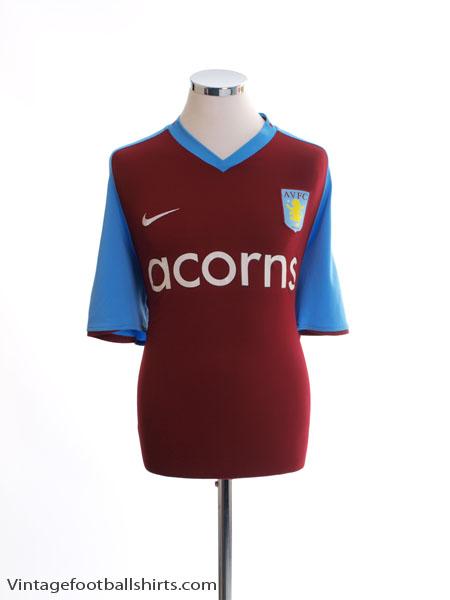 2008-09 Aston Villa Home Shirt M - 287562-677