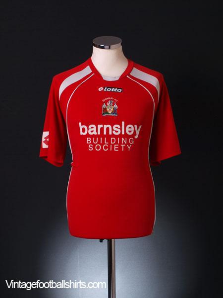 2008-09 Barnsley Home Shirt L