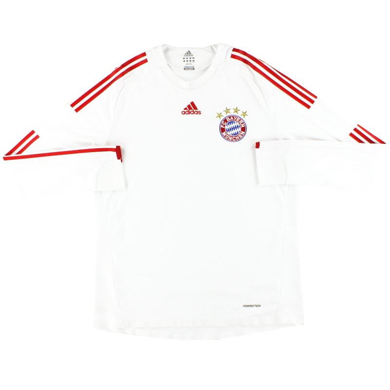 2008-09 Bayern Munich 'Formotion' Champions League Shirt L/S XL - 163687
