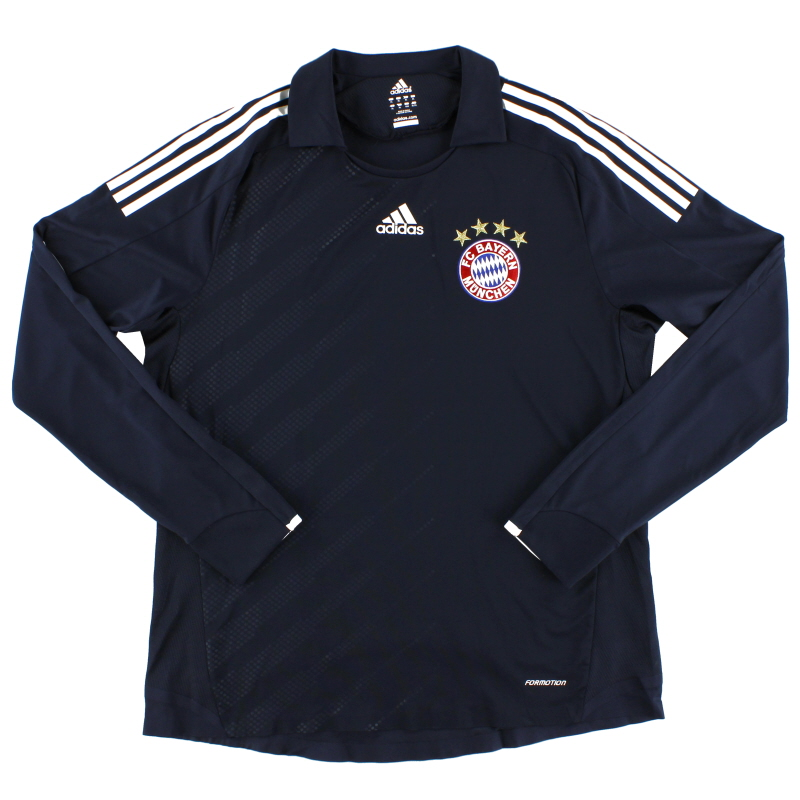 2008-09 Bayern Munich Player Issue Away Shirt *Mint* L/S XL