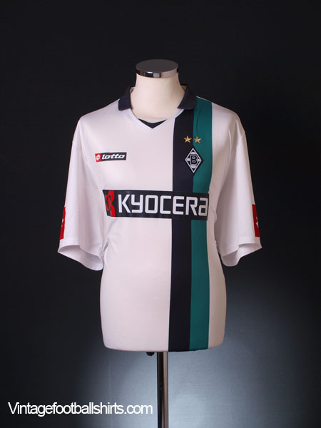 2008-09 Borussia Monchengladbach Home Shirt XXL