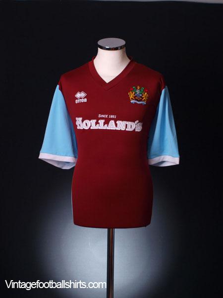 2008-09 Burnley Home Shirt L
