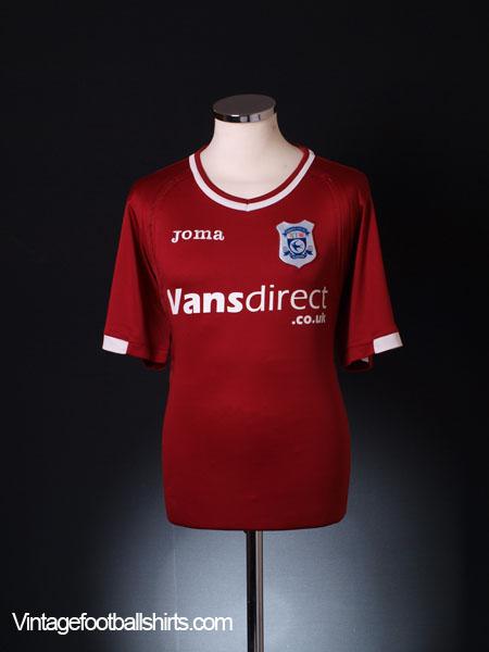 2008-09 Cardiff City Away Shirt M