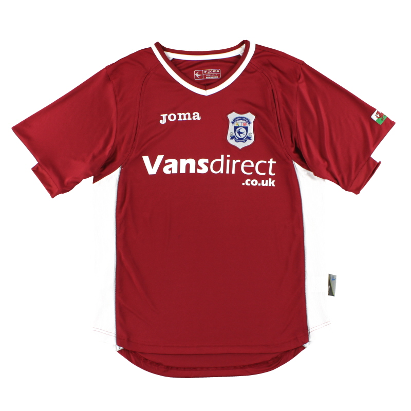 2008-09 Cardiff City Away Shirt S