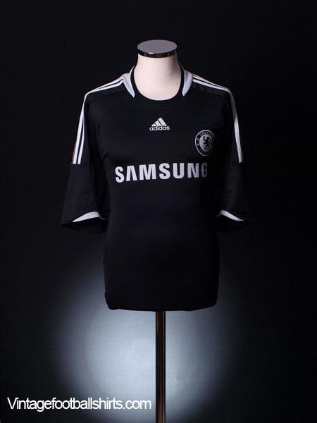 2008-09 Chelsea Away Shirt *BNIB* XL