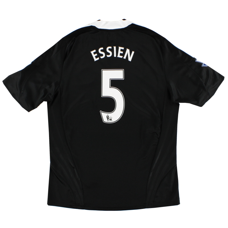 2008-09 Chelsea Away Shirt Essien #5 L - 368089