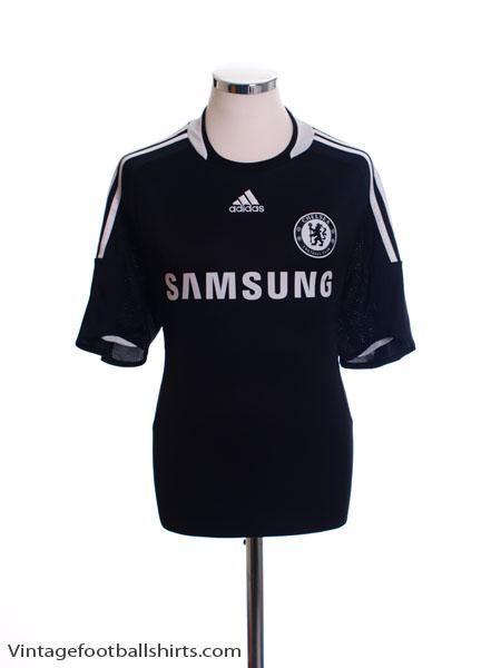 2008-09 Chelsea Away Shirt S
