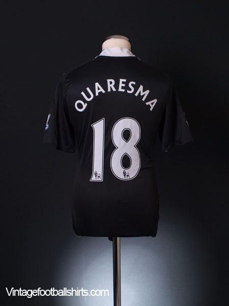 67ab9a4c073 2008-09 Chelsea Away Shirt Quaresma  18 S for sale