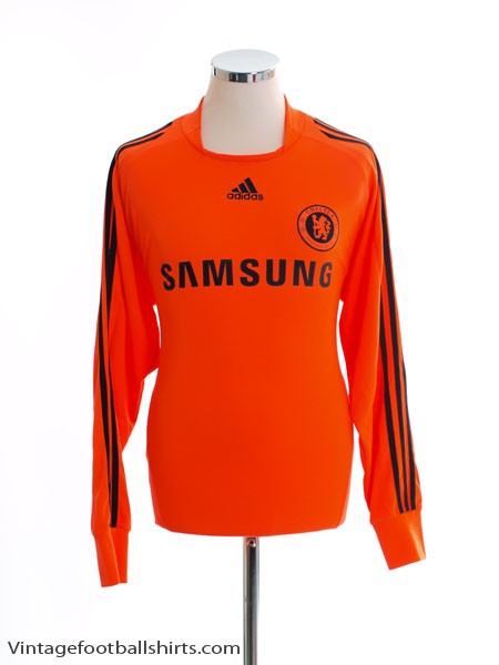 153e723af50 2008-09 Chelsea Goalkeeper Shirt  1 L for sale