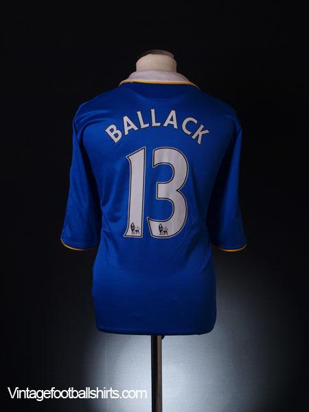 2008-09 Chelsea Home Shirt Ballack #13 XXL