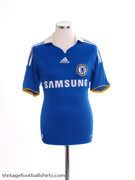2008-09 Chelsea Home Shirt S