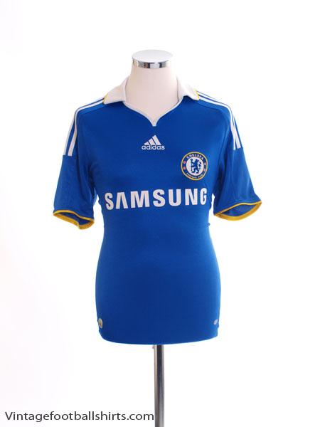 2008-09 Chelsea Home Shirt XL - 656133