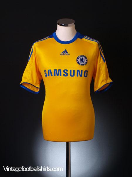 2008-09 Chelsea Third Shirt XL.Boys