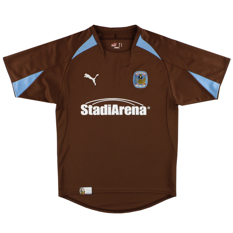 2008-09 Coventry Puma 125th Anniversary Shirt S