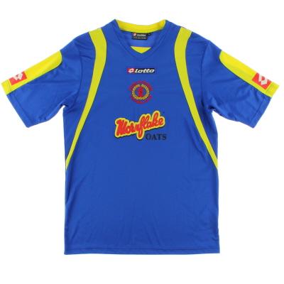 2008-09 Crewe Alexandra Lotto Away Shirt L